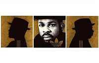 jam master jay (triptych) by alex