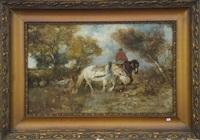 chevaux de trait by henry schouten