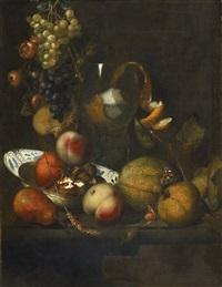 früchtestillleben by martinus nellius