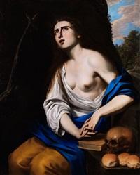 die heilige magdalena by francesco de rosa