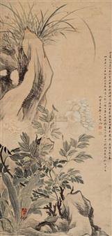 flowers by xu zongliang