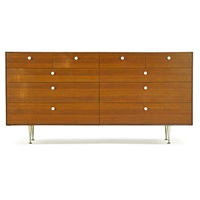 thin edge cabinet (no. 5723) by george nelson