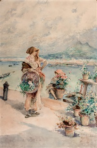 floristas napolitanas by mariano alonso pérez