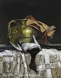 nature morte by nesbit benson