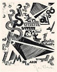 titelblatt zur folge: summa sumarum by johannes molzahn
