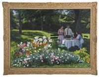 le jardin de montbrillant, geneva by pierre jaques