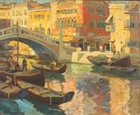venezia by ferenc gaal
