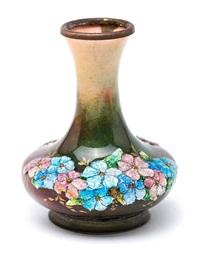 jarrón con flores by camille fauré