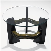 cocktail table by vittorio valabrega