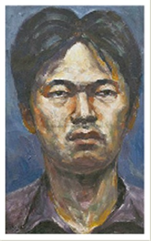 人物像 by liu xiaodong