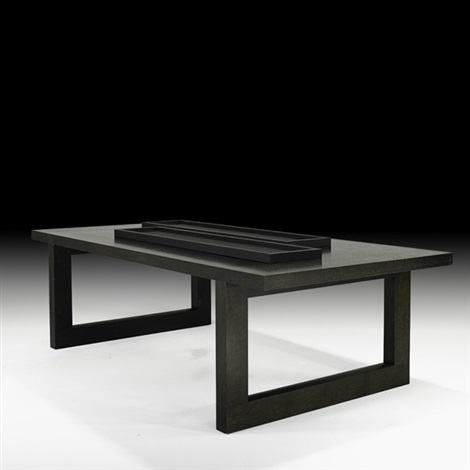 dining table by christian liaigre
