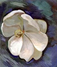 magnolia blossom by weeks hall