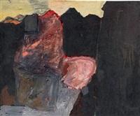 großes bergbild by johannes simon