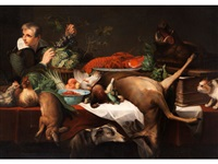 grosses stilleben by frans snyders