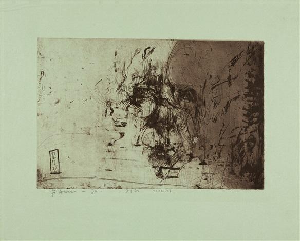 selbst zwei frauen 2 works by horst janssen