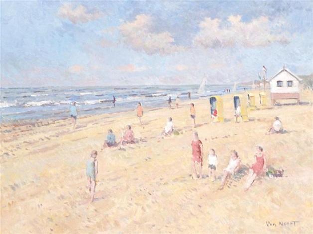 zandvoort by arie van noort