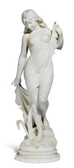 weiblicher akt by ferdinando andreini