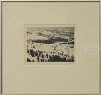 the merced range by ansel adams