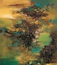 天地雕刻 (up to sky down to earth) by liu jiutong