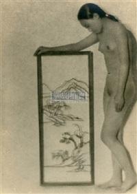 裸体 by heinz von perckhammer