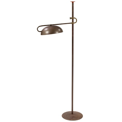 floor lamp by kurt versen