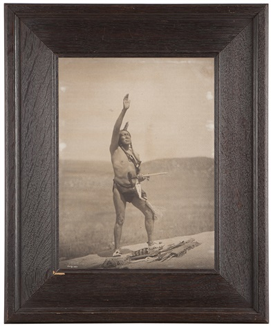 invocation sioux by edward sheriff curtis