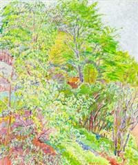 sommar i vita bergsparken by axel nilsson