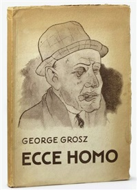 ecce homo by george grosz