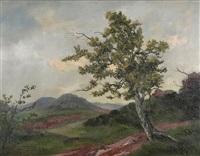dahner felsenland by karl philipp spitzer