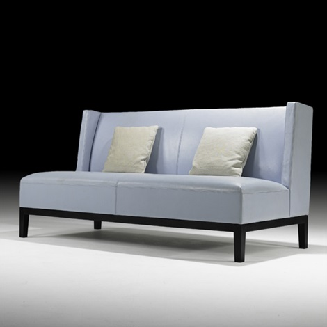 high back sofa by christian liaigre