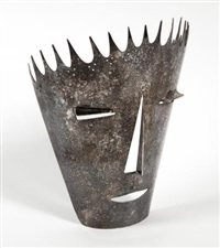 diavolo, maschera by lino sabattini and gio ponti