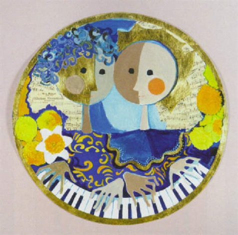 klavierspieler by rosina wachtmeister