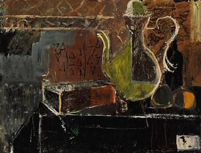 still life by mogens andersen