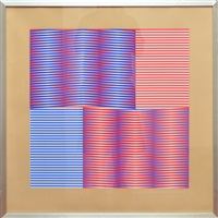 induction chromatique 1 by carlos cruz-diez
