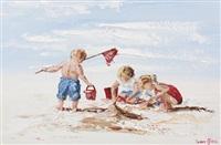 sandcastles by lorna millar