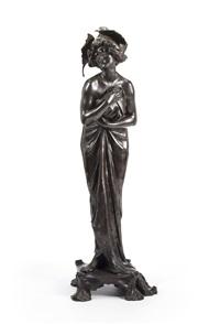 phalene by lucien (charles edouard) alliot