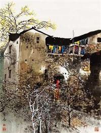 乡村即景 by liu maoshan