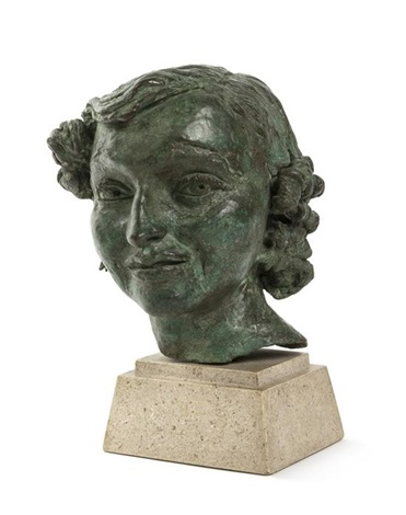 muriel jackson by sir jacob epstein