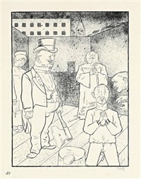 das vaterunser by george grosz