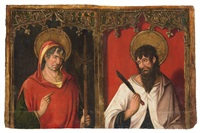 saint jude thaddaeus and saint bartholomew by spanish school (15)