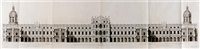three architectural works (from vitruvius britannicus published ): by colen campbell