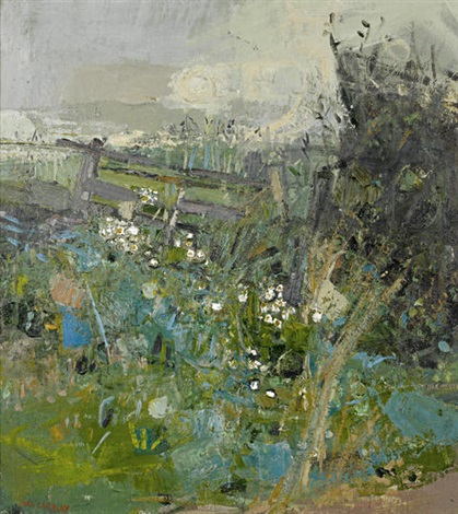 flowers by the wayside by joan kathleen harding eardley