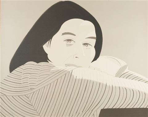 striped jacket by alex katz