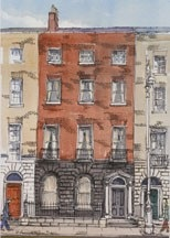 17 merrion square, dublin by peter hogan