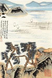 江南轻帆 by jiang hong