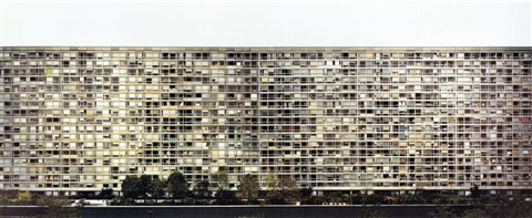 paris montparnasse by andreas gursky