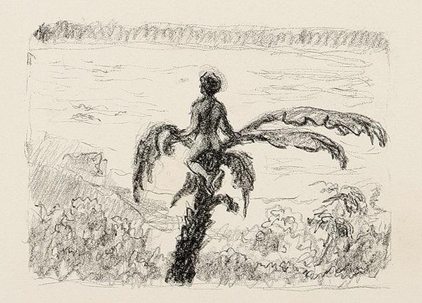 sindbad der seefahrer ein märchen aus 1001 nacht bk w33 works folio by max slevogt
