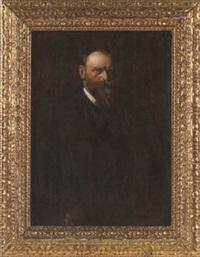 porträt graf arcos by leo samberger