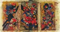 triptychon i by wilhelm imkamp