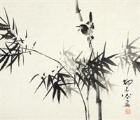 竹雀 by liu zigu
